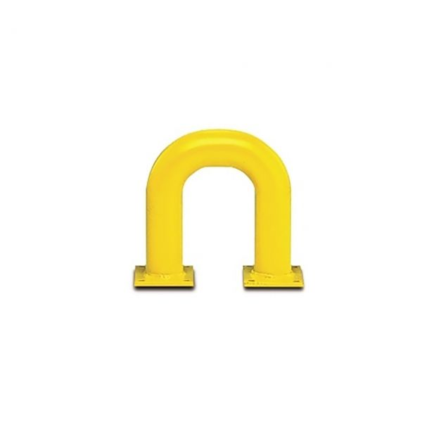Schutzbügel -Mountain Swing- Ø 76 mm, mit Federelementen, gelb