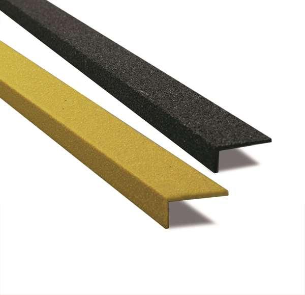 Antirutschwinkel -PROline- für Treppen, Tiefe 70 mm, versch. Breiten, Verpackungseinheit (VE) 2 Stk.