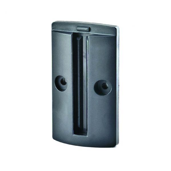 Wandclip für Gurt-Pfosten -Willi-, magnetisch