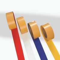 Bodenmarkierungsband -PROline PVC-, staplergeeignet, Breite 50 mm