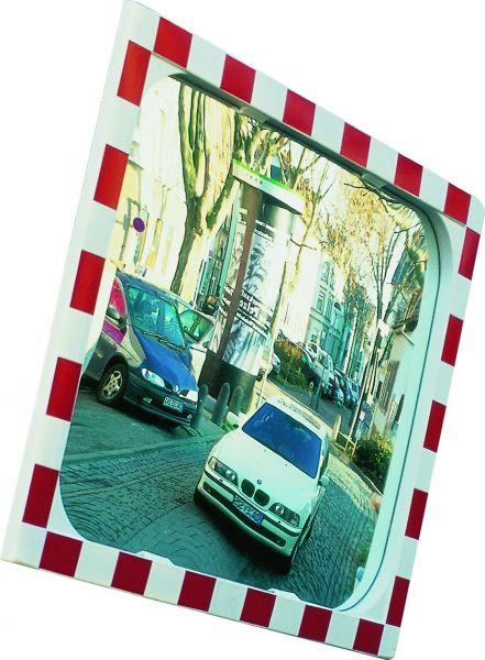Verkehrsspiegel -DIAMOND- , SEKURIT-Sicherheitsglas, wahlweise beheizt
