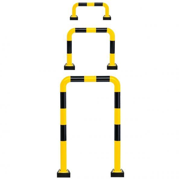 Schutzbügel -Mountain Swing- Ø 76 mm, mit Federelementen, gelb/schwarz