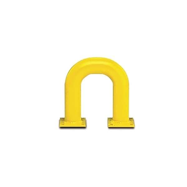 Schutzbügel -Mountain- Ø 76 mm, zum Aufdübeln, gelb