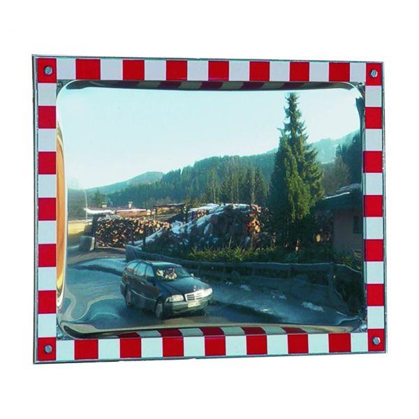 Anti-Frost /Anti-Beschlag Spiegel -DURABEL IceFree-, aus Edelstahl, ohne elektr. Einrichtung