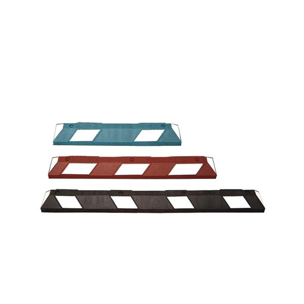 Parkplatzabgrenzung / Anfahrschwelle -ParkIt-, Länge 900 bis 1800 mm, verschiedene Farben