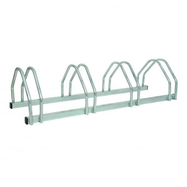 Fahrradständer -Moron Kompakt-, aus Stahl, 4 oder 5 Einstellplätze