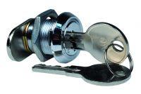 Ersatz-Zylinder für Türwächter, Rund- oder Profilhalbzylinder, mit 2 Schlüsseln