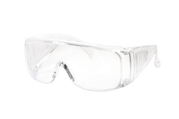 Überbrille -ClassicLine-, Polycarbonat, für mechanische Arbeiten