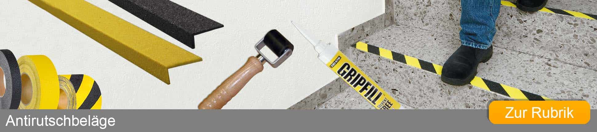 anti rutsch streifen f r treppen von industriebedarf24 industriebedarf24. Black Bedroom Furniture Sets. Home Design Ideas