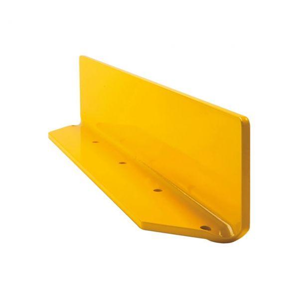 Leitbord -Mountain- aus Stahl, Winkel 150 x 100 mm, verschiedene Größen