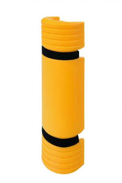 Anfahrschutz -Mountain- aus Polyethlen, für Regalstützen von 60 bis 85 mm