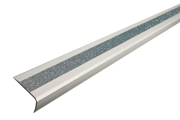 Antirutschwinkel -PROline- für Treppen, Tiefe 53 mm, versch. Breiten