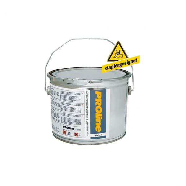 Hallenmarkierfarbe -PROline-paint-, staplergeeignet, schnell trocknend