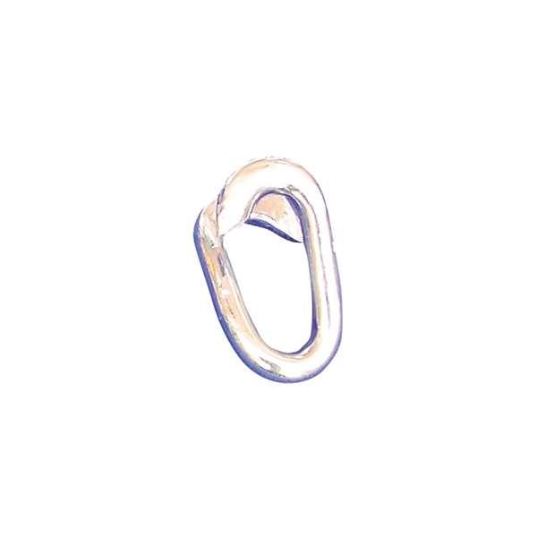 Verbindungsglied für Absperrketten Verpackungseinheit (VE) 10 Stück