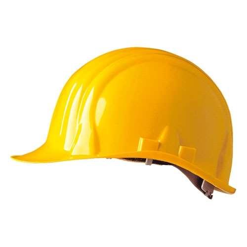 Schutzhelm -Elekriker 80-, HDPE, 6-Punkt-Gurtband, CE geprüft, nach DIN EN 397, versch. Farben