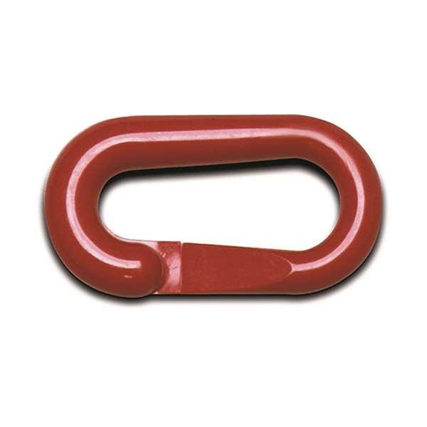 Verbindungsglied für Absperrketten, aus Nylon, Verpackungseinheit (VE) 10 Stück