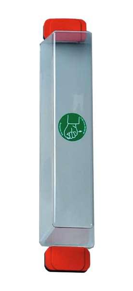Ersatzhaube für Fluchttür-Griffhauben, Modell D2, E und K
