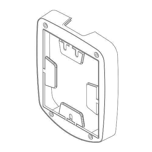 Abstandhalter für Handmelder-Abdeckung -e-Cover® groß-, für Handmelder bis 138 x 138 mm