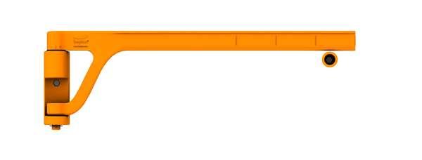 Sicherheitsschranke -Bounce- aus PU, selbstschließend, verschiedene Längen