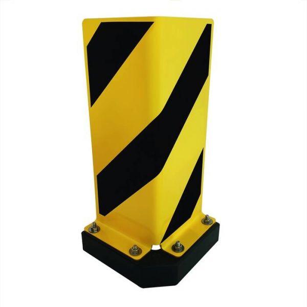 Anfahrschutz -Mountain Swing-, Stahl, mit Federelement, allseitig neigbar