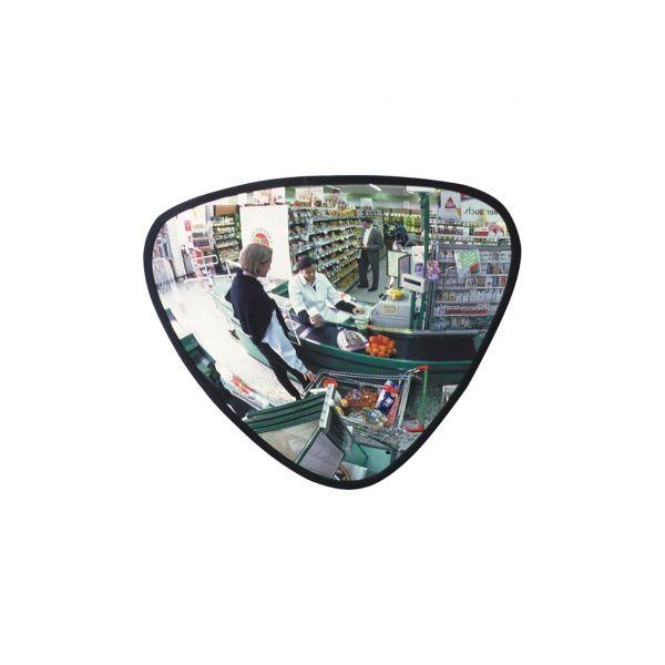 Dreieckspiegel -DETEKTIV AT- aus Acrylglas
