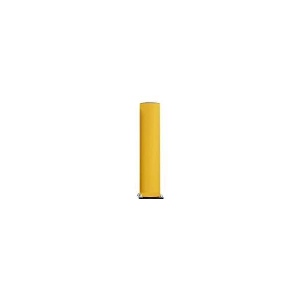 Rammschutzpoller -Bounce 125-, Ø 125 mm, Höhe 750 mm, zum Aufdübeln, verschiedene Ausführungen