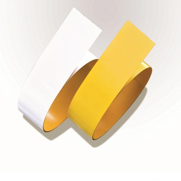 Bodenmarkierungsband -PROline Stahl-, staplergeeignet, Breite 75 mm