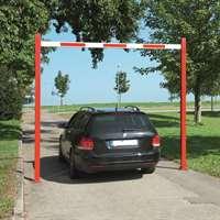Höhenbegrenzungssperre -Compact-, starr, höhenverstellbar
