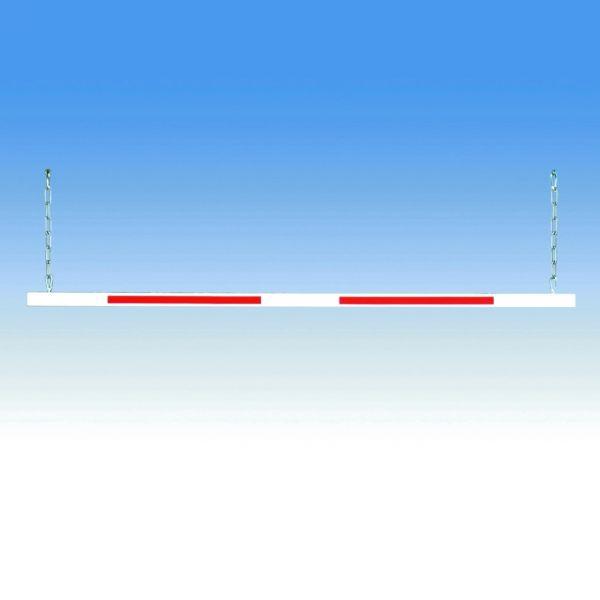 Höhenbegrenzer -Compact- aus Aluminium, verschiedene Breiten, einteilig