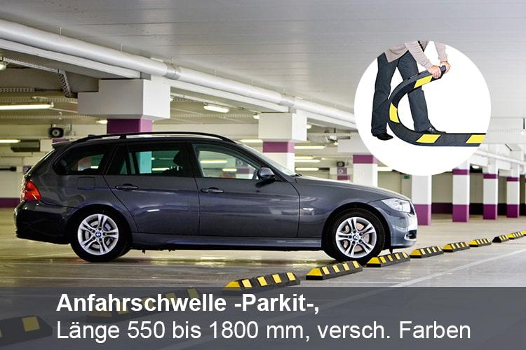 direkt zur Kategorie Verkehrstechnik/Parkplatzabgrenzung