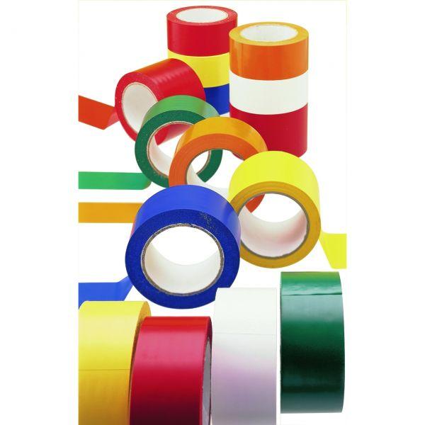 Bodenmarkierungsband -PROline-, einfarbig, 75 mm, extra stark