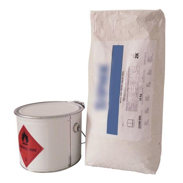Bodenreparatur -Restore- für Innen- und Außen, Aushärtung nach ca. 30 Min.