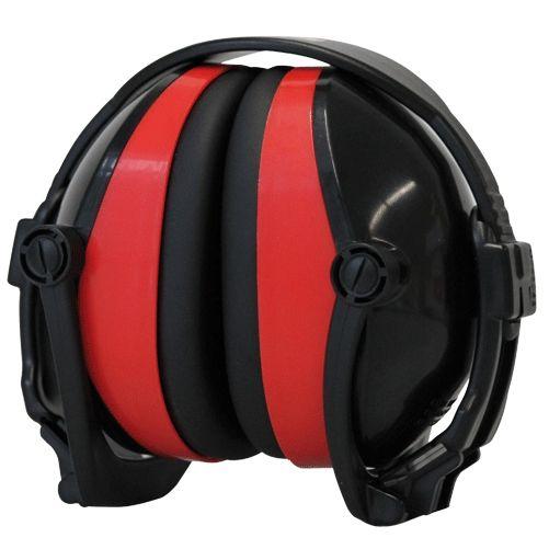 Kapselgehörschützer -ClassicLine-, 27 dB SNR, gemäß DIN-EN 352-1:2002, Kopfbügel wahlweise faltbar